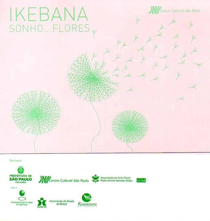 convite ikebana capa m139